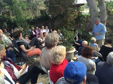 """Lagoon House Press is launched with an event on May 14, 2016 that attracted over 90 guests. Many said they """"enjoyed being part of the creative community"""" the launch brought together. What a great day!"""